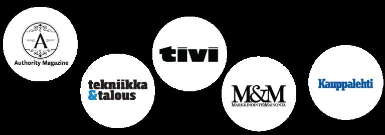 Prönö seen in Media