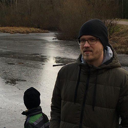 Veli-Pekka Julkunen is on Prönö platform