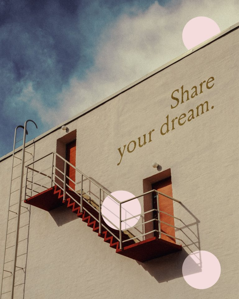Share your dreams on Prönö.