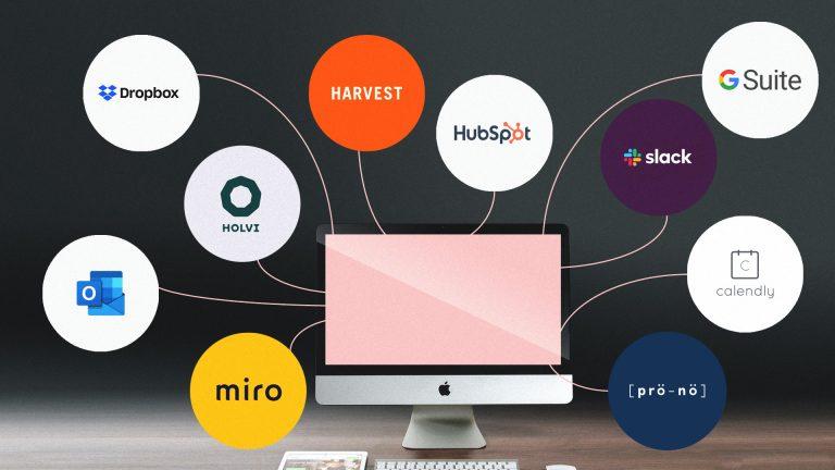 Suggested digital tools for entrepreneurs